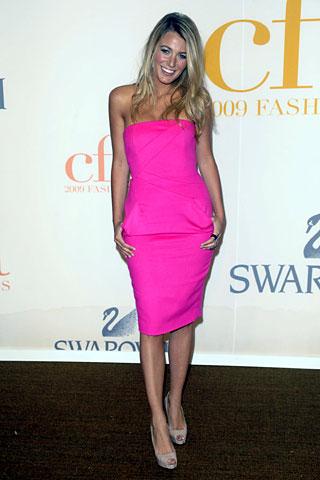 Blake Lively_ Premios CFDA 2009